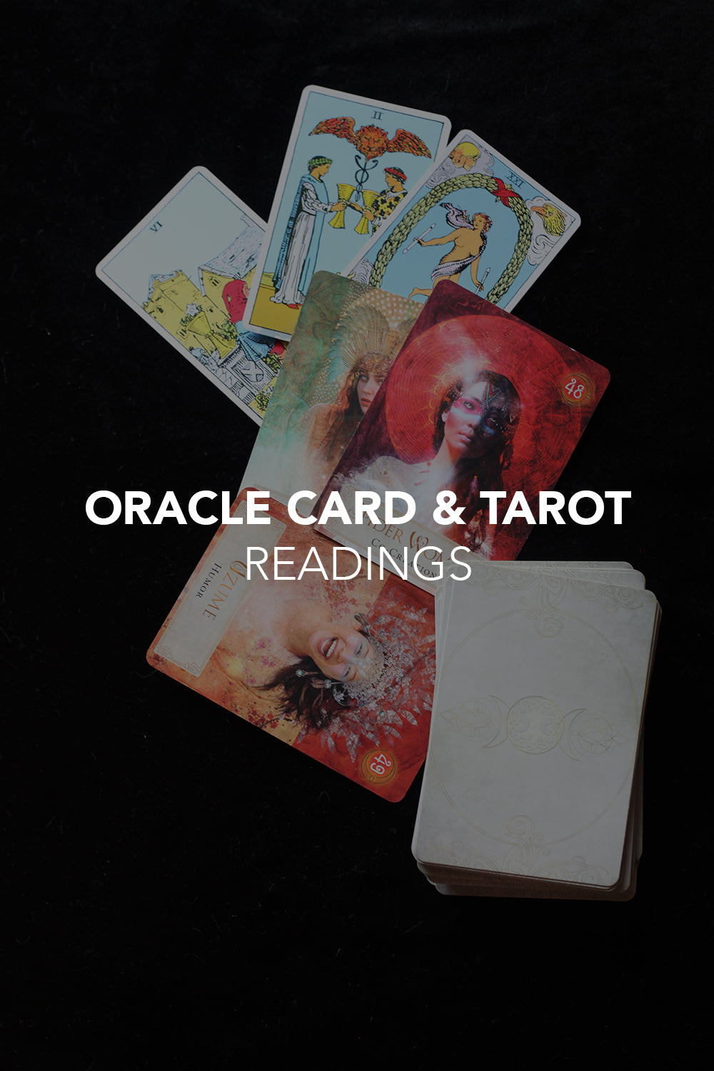 Sacred Feminine Coaching & Tarot Readings