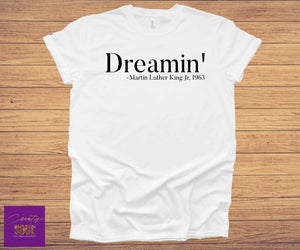Dreamin' - Martin Luther King Jr 1963