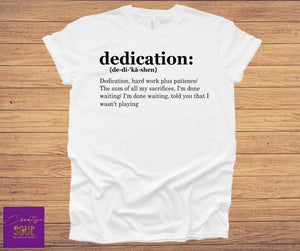 Dedication | Nipsey Hustle Inspired - Creative Soul, LLC
