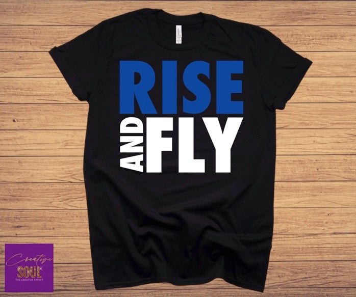 Rise and Fly - Creative Soul, LLC