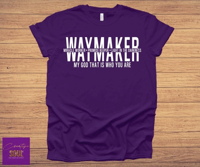 Waymaker, My God - Creative Soul, LLC