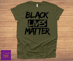 Black Lives Matter - Creative Soul, LLC
