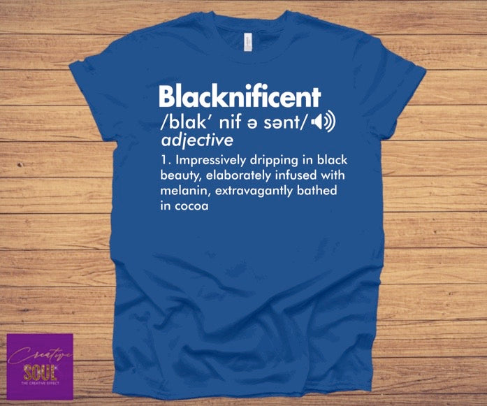 Blacknificent - Creative Soul, LLC