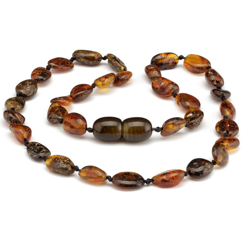 Which amber beads are best for teething?