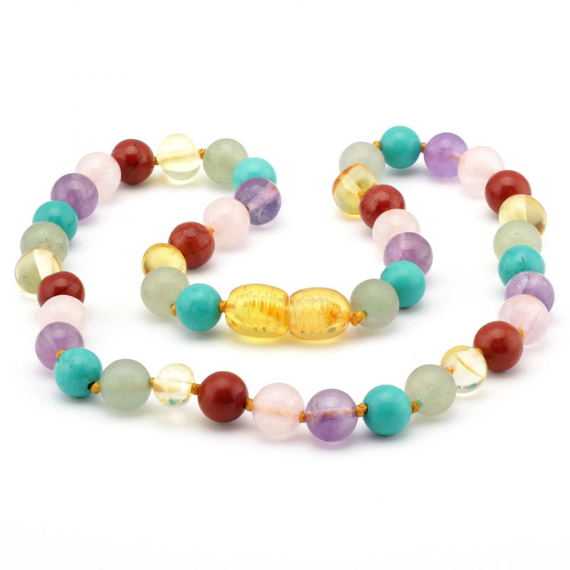 How to use Baltic Amber Teething Necklace?