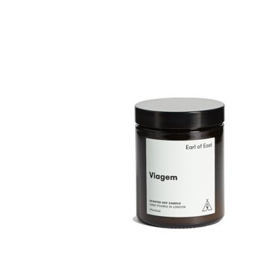 Viagem Candle by Earl of East London
