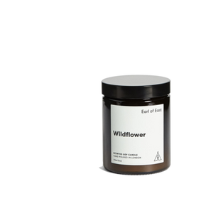 Wildflower Candle by Earl of East London