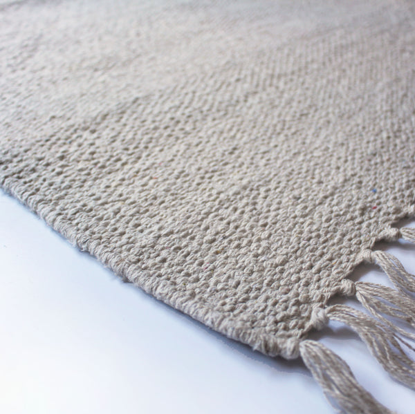 Marl Yarn-Dyed Cotton Runner - 3 Colours