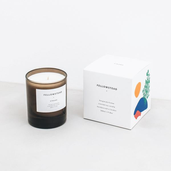 Strand Candle by Fellowstead