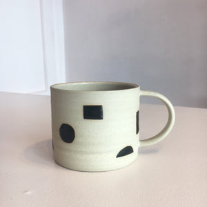 Wheel-Thrown Mug by Hannah Bould