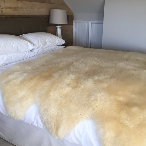 Sexto Sheepskin - Choose from 4 Colours
