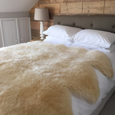 Octo Sheepskin - Choose from 4 Colours