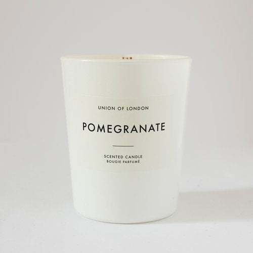 Pomegranate Soy Candle