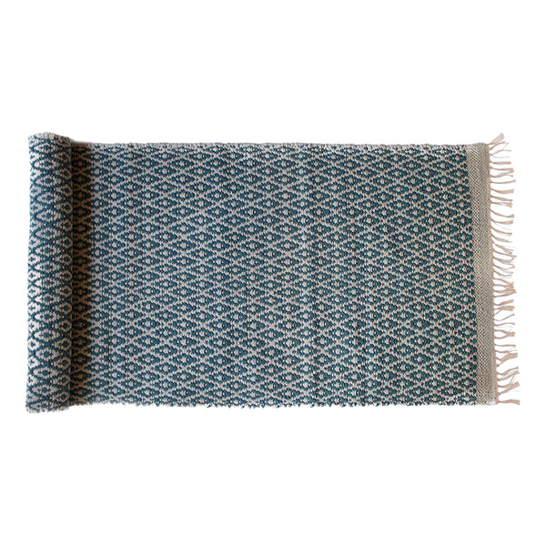Scandi Runner Rug - 5 Colours