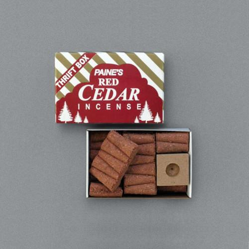 Red Cedar Incense Cones