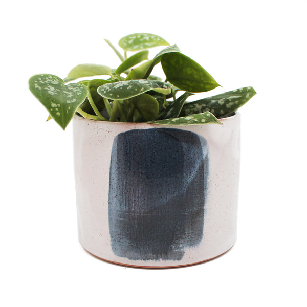 Large Brushstroke Planter