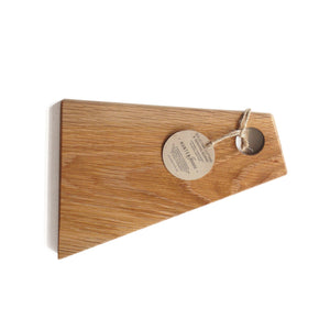 Solid Oak Cutting & Serving Board