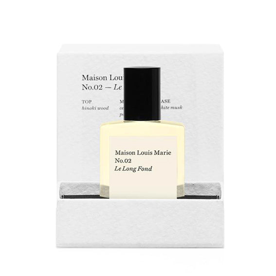 No.02 Le Long Fond Perfume Oil
