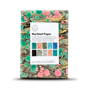 Marbled Paper Pack by Studio Arhoj