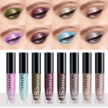 Load image into Gallery viewer, QIBEST Liquid Glitter Eyeshadow Stick