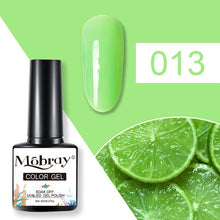 Load image into Gallery viewer, Mobray Gel Nail Polish -08ml