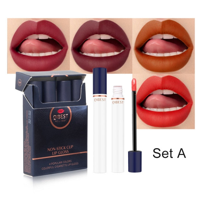 Cigarete Lipstick - 04Pcs/Set