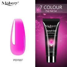 Load image into Gallery viewer, Mobray Polygel Tube -15ml - Luminous