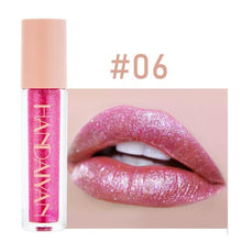 Load image into Gallery viewer, HANDAIYAN Sparkling Glitter Lip Gloss