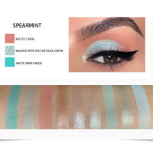 Load image into Gallery viewer, HANDAIYAN - Eyeshadow palette - 09 Color