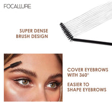 Load image into Gallery viewer, FOCALLURE Eyebrow gel Brows Wax