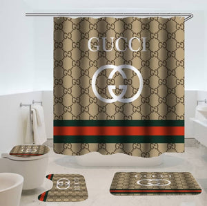 gucci shower curtain set