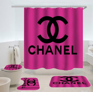 chanel bathroom set