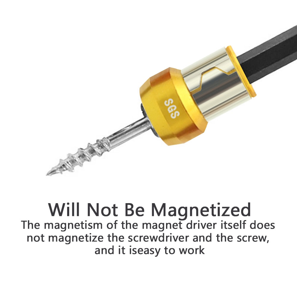 Magnetic Bit Ring™