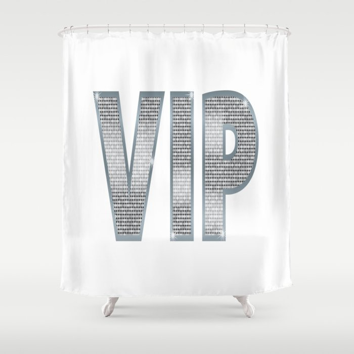 vip shower curtain