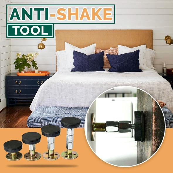 adjustable threaded bed frame anti shake tool - ROSAMISS STORE