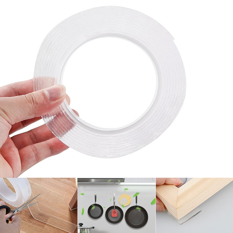 NANO MAGIC TAPE REMOVABLE STRONG - ROSAMISS STORE