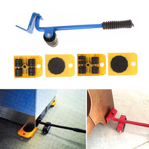 5Pcs DIY Hack YOUR Heavy Furniture Lifter - ROSAMISS STORE