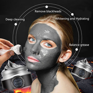 Magnetic Charcoal Mask