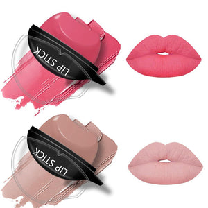 non-fading lazy lipstick female cosmetic