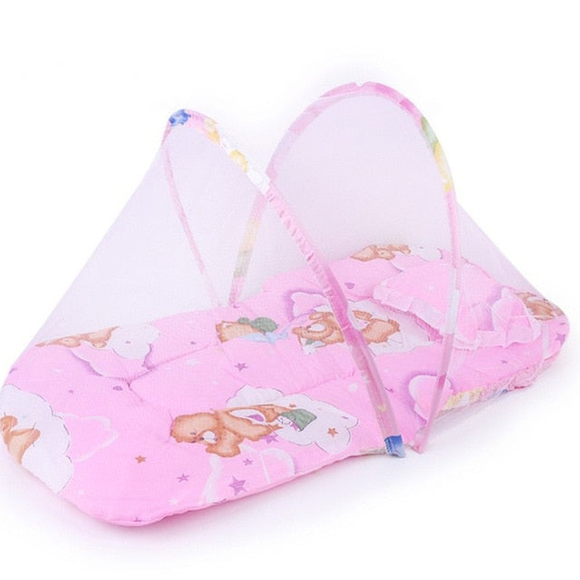 Portable Folding Baby Bed Mosquito