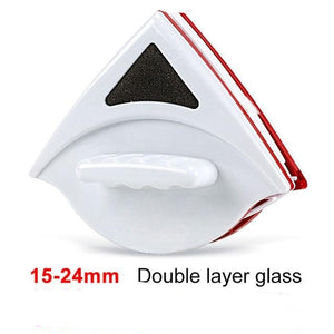 Double Side Magnetic Window Cleaner Brush