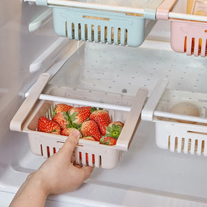 Adjustable Stretchable Refrigerator Organizer