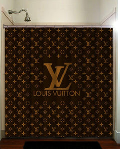 shower curtains louis vuitton