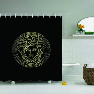 versace shower curtains