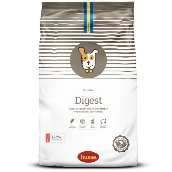 Husse Sensitive Digest (Agneau/Riz)