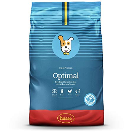Husse Optimal Super Prenium 15 kg
