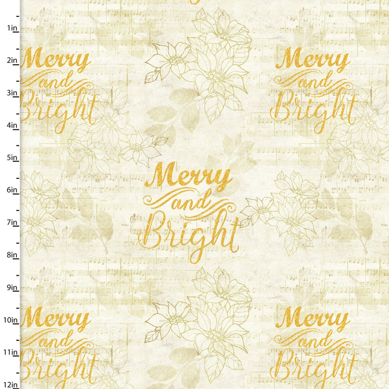 Merry & Bright - Sheet Music