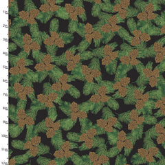 Merry & Bright - Pinecones