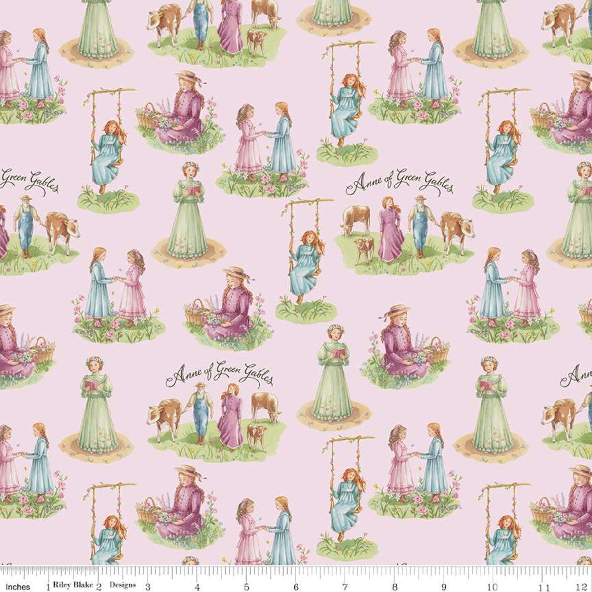 Anne of Green Gables - Life- Lavender APRIL