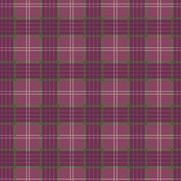 Celtic Coorie - Purple Check